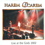 Discography / Live At The Gods DVD