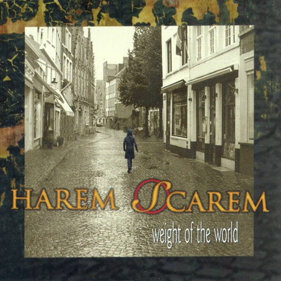 Harem Scarem - Weight Of The World